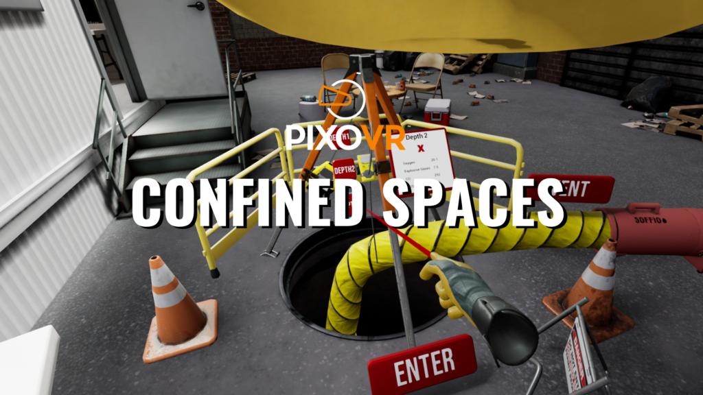 Stay alert — confined spaces present unseen danger